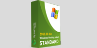 Windows web Hosting paket STANDARD